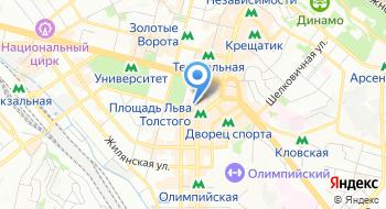 Коворкинг Часопыс на карте