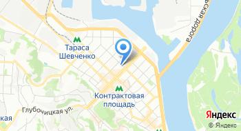 Интернет-портал Medic.ua на карте