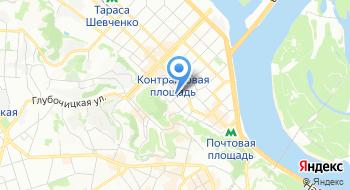 Киевское казенное экспериментальное протезно-ортопедическое предприятие на карте