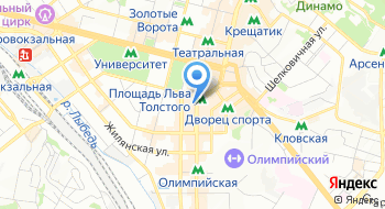 Интернет-магазин Konad Ukraine на карте