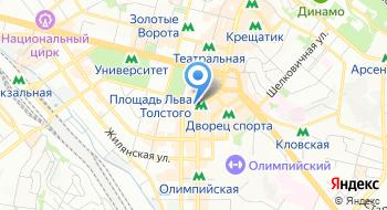 Магазин Эллас на карте