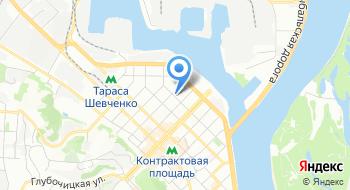 Медецинская фирма Дом здоровья на карте