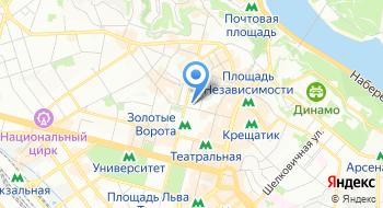 Киевский институт рационально-интуитивной психотерапии Я на карте