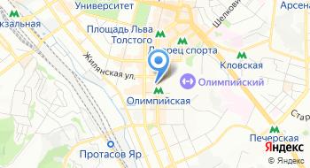 Центр обработки документов и научно-технической информации на карте