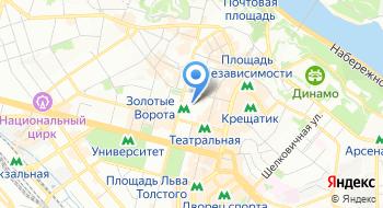 Автомойка Ниагара Плюс на карте