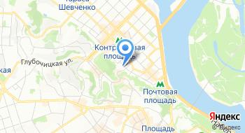Магазин Kachorovska Store на карте