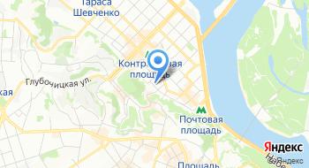 Антикинотеатр Rockfellow на Андреевском на карте