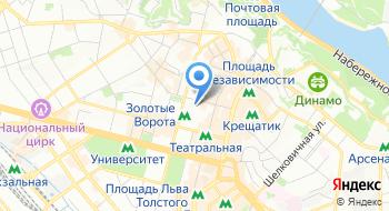 ГУ ГФС Украины на карте