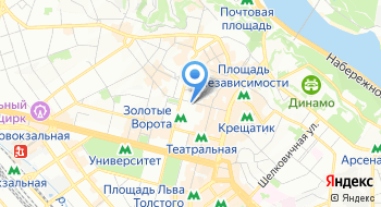 Ресторан Метла на карте