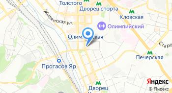 Салон-магазин Атласы и Карты ГНПП Картография на карте