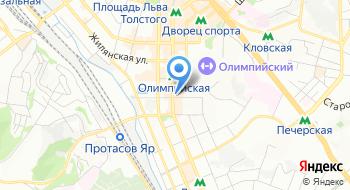 Психолог Сегалова Светлана на карте