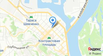 Автоматизированный почтовый терминал на карте