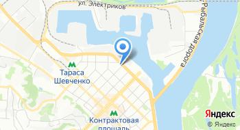 Производственный цех №3 Киевхлеб на карте