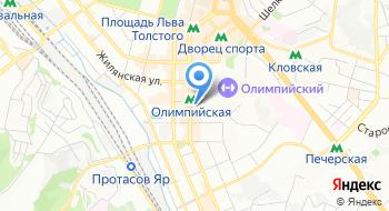 Киевский планетарий на карте