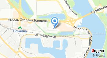 Компания Нутриция на карте