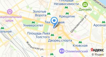 Патентно-юридическое агентство Синергия на карте