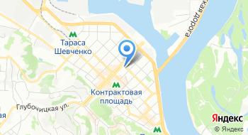 Торговая компания Богмарк Украина на карте