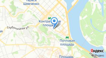 Инфотека Библиоглобус на карте