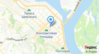 Подольское УП ГУП в г. Киеве Отдел организации работы участковых офицеров полиции на карте