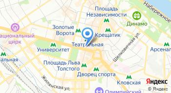 Государственная налоговая полиции в Печерском районе на карте