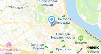 Государственная пожарная спасательная часть № 2 Шевченковского района на карте