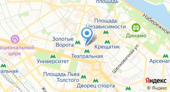 Апарт-Гостиница Thetre Boutique на карте