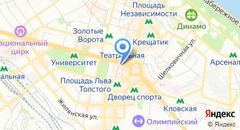 Премьер Палац на карте