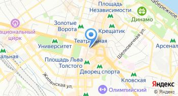 Фитнес-клуб Премьер Палас на карте