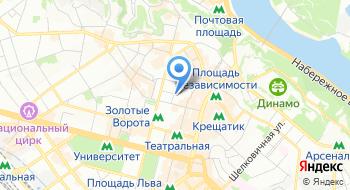 Патентно-информационный комитет на карте