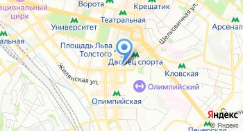 Компания Олия транс на карте