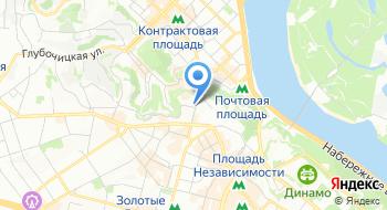 Компания Ukrainian Film Distribution на карте