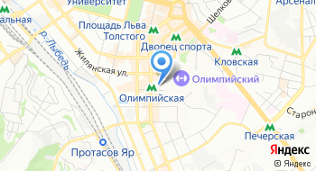 Паркинг Троицкий на карте