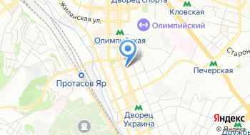 Мікалаеўскі касцёл на карте