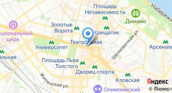 Национальный академический оркестр народных инструментов Украины на карте