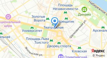 Школа вокала Муза на карте