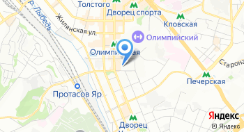 Киевская школа фотографии на карте
