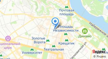 Компания Hansa solutions на карте