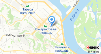 Украинский академический фольклорно-етнографический ансамбль Калина на карте