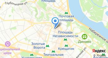 Цветочный салон-магазин Lorashen на карте