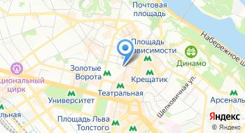 Укрфактор на карте