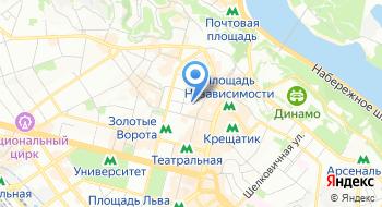 АН Red на карте