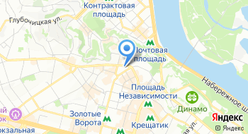 ГП МВД Украины Розвиток на карте