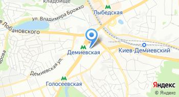 Компания Сиз на карте