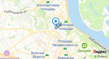 Салон красоты Княжна на карте