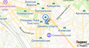 Секс-шоп Насолода на карте