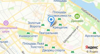 Бюро переводов Инфоперевод на карте
