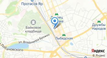 Интернет-магазин Bronnik на карте