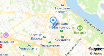 Визажист Терезка Фрас на карте
