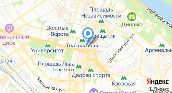 Агентство домашнего персонала Бюро Добрых Услуг на карте