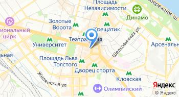 RentKiev Apartment на карте